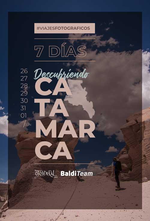 """""""Descubriendo Catamarca"""" 7 días. Mayo/Junio"""